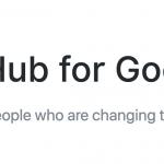GitHub for Good